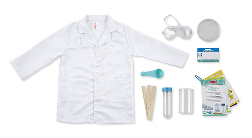 Melissa & Doug and Doug Costume - Scientist