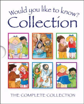 Would You Like To Know?: The Complete Collection