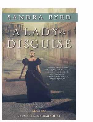 Lady In Disguise (Daughters Of Hampshire #3)
