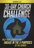 30-Day Church Challenge Campaign Kit (Curriculum Kit)