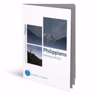 Philippians Good Book Guide