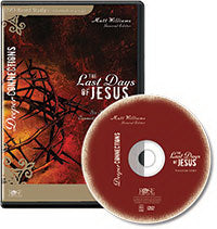 DVD-Last Days of Jesus DVD-Based Bible Study (Deeper Connections)