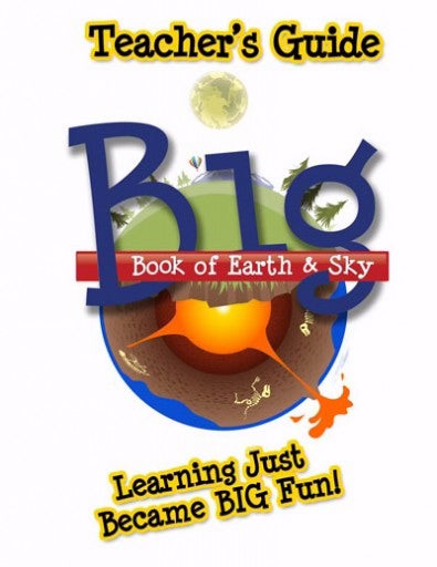 Chart-Big Book Of Earth & Sky Teacher Guide