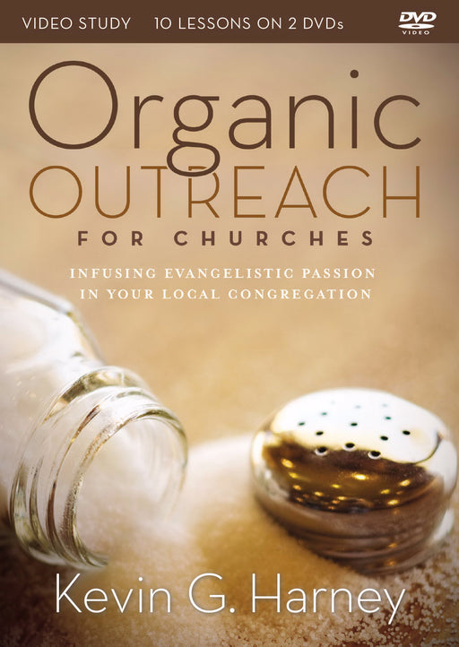 Organic Outreach for Churches Video Study