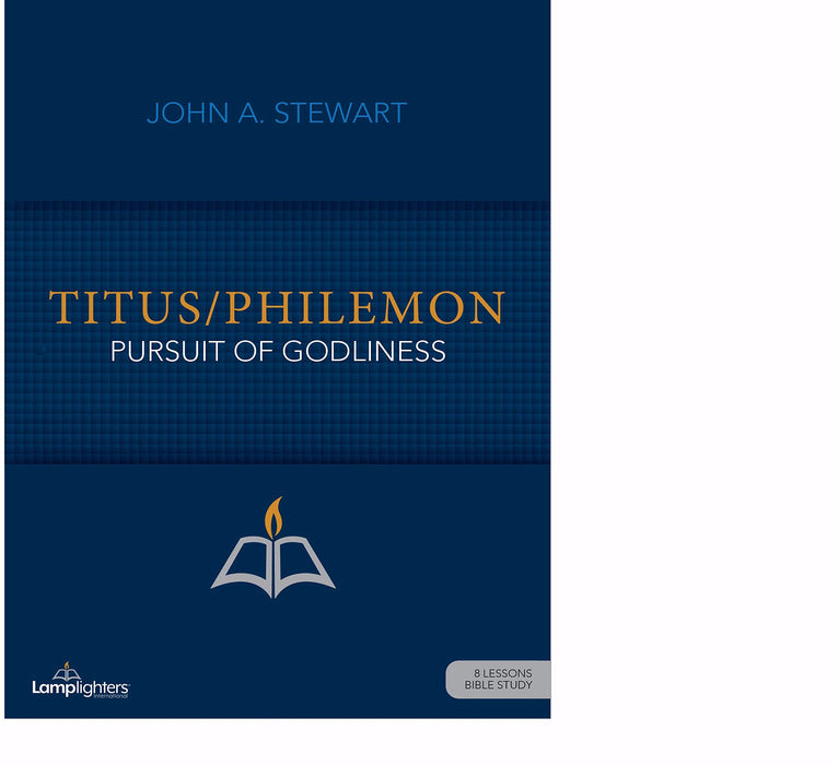 Titus/Philemon (Lamplighters Study Guide)