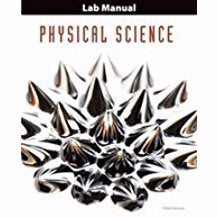 Physical Science Lab Manual Student Edition (Fifth Edition)