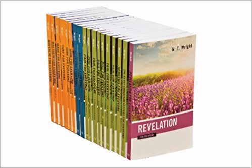 New Testament For Everyone Complete Set (Set Of 18)