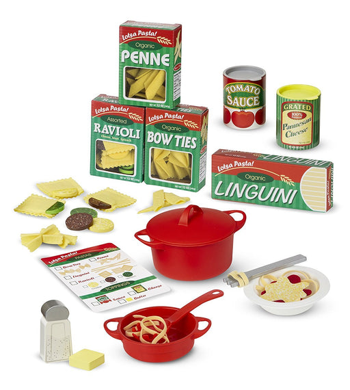 Melissa & Doug and Doug Prepare and Serve Pasta