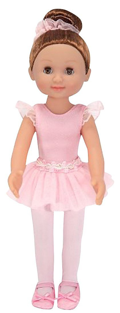 "Melissa & Doug Mine to Love Victoria Ballerina Doll (14"")"
