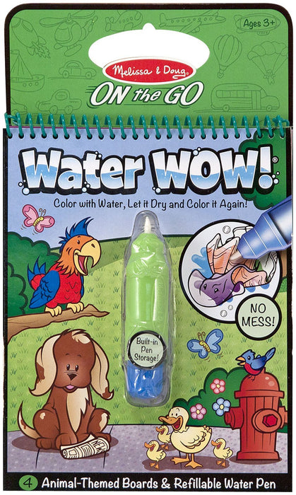 Melissa & Doug Water Wow!-Animals