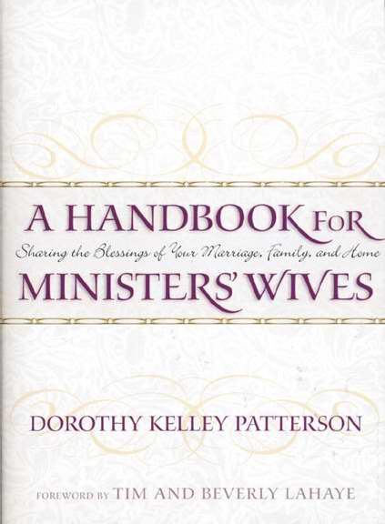 A Handbook for Ministers' Wives