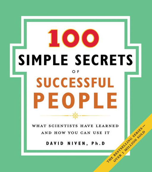 100 Simple Secrets of Successful People, The