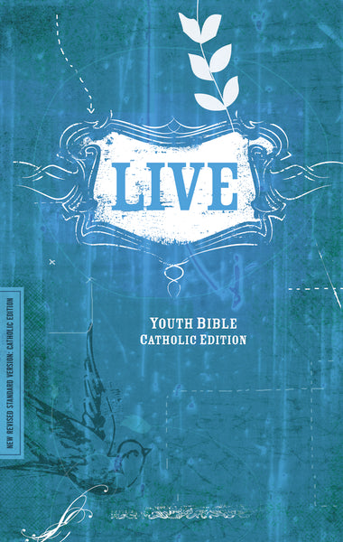 NRSV, LIVE, Catholic Edition, Paperback