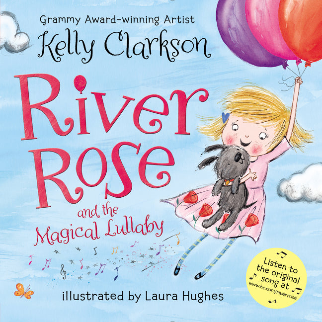 River Rose and the Magical Lullaby Board Book