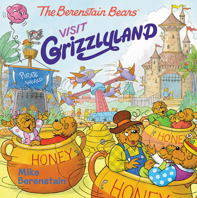 The Berenstain Bears Visit Grizzlyland