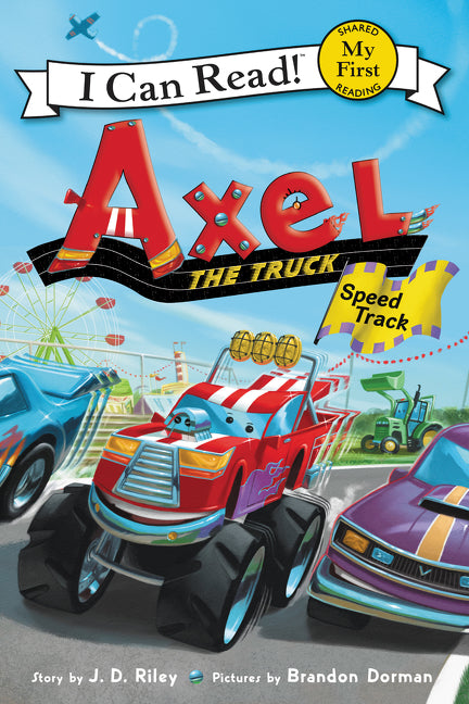 Axel the Truck: Speed Track