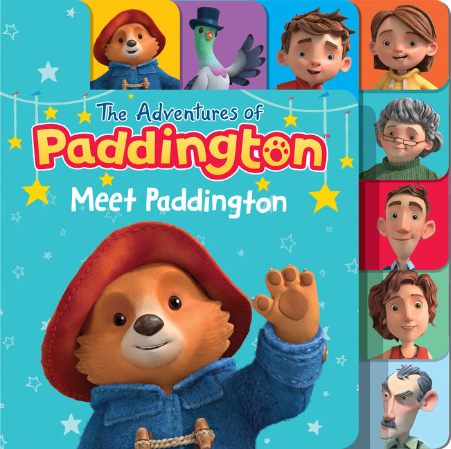 The Adventures of Paddington: Meet Paddington