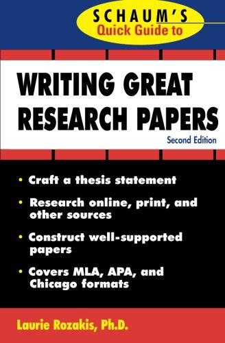 Writing Great Research Papers (2nd Ed.)
