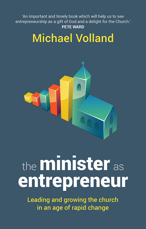 THE MINISTER AS ENTREPRENEUR