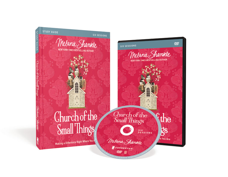 Church of the Small Things Study Guide with DVD