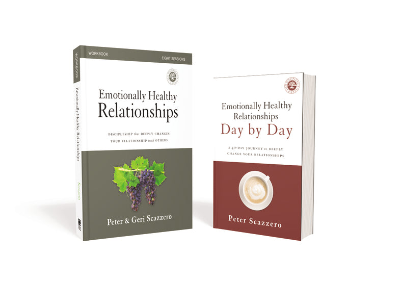 Emotionally Healthy Relationships Participant's Pack