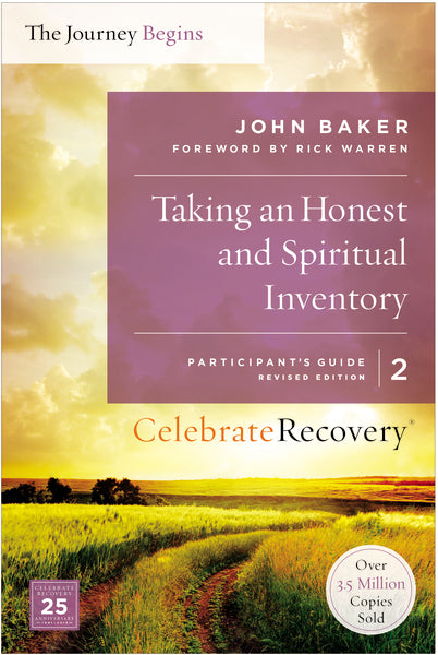 Taking an Honest and Spiritual Inventory Participant's Guide 2