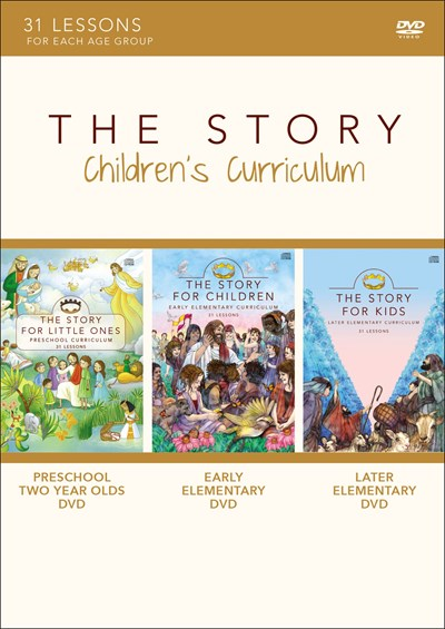 The Story Children's Curriculum