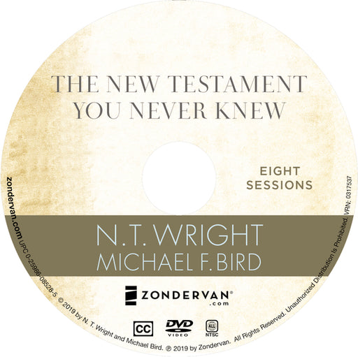 The New Testament You Never Knew Video Study