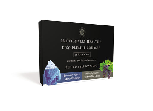 Emotionally Healthy Spirituality Course Participant's Pack