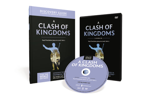 A Clash of Kingdoms Discovery Guide with DVD
