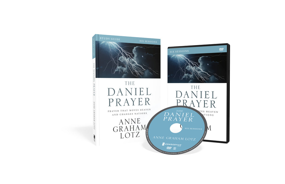 The Daniel Prayer Study Guide with DVD