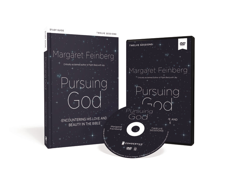 Pursuing God Study Guide with DVD