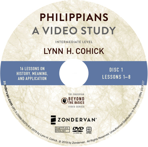 Philippians, A Video Study