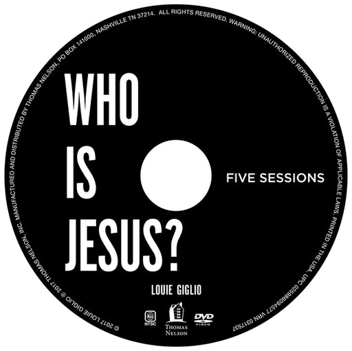 Who Is Jesus? Video Study