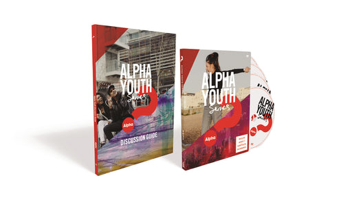 Alpha Youth Series Discussion Guide with DVD