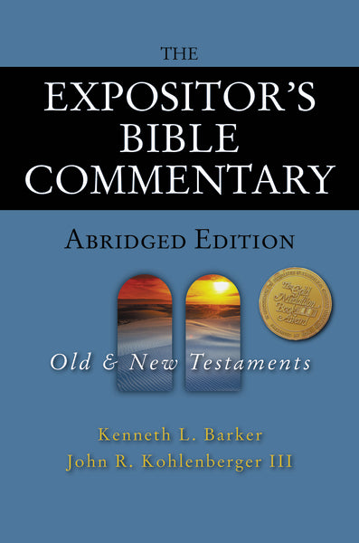 The Expositor's Bible Commentary - Abridged Edition: Two-Volume Set