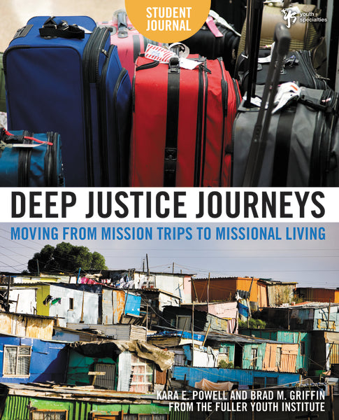 Deep Justice Journeys Student Journal