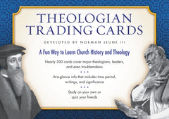 Theologian Trading Cards