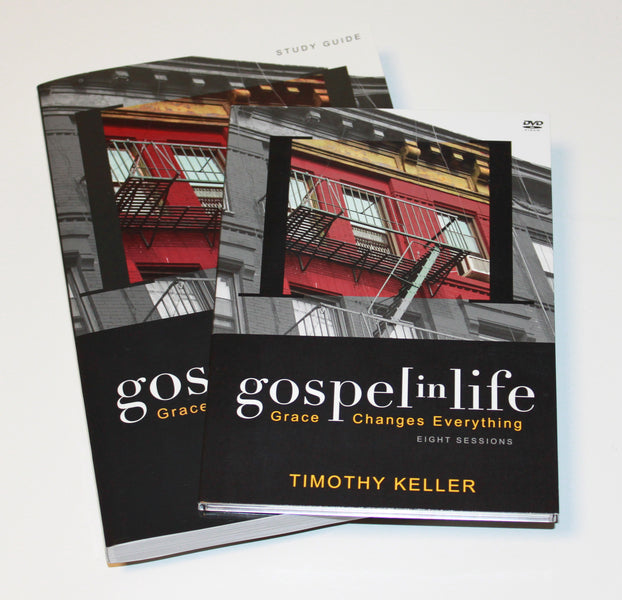 Gospel in Life Discussion Guide with DVD