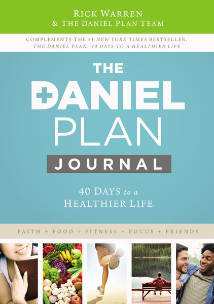 Daniel Plan Journal