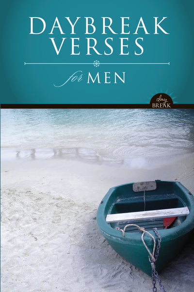 NIV, Daybreak Verses for Men, Hardcover