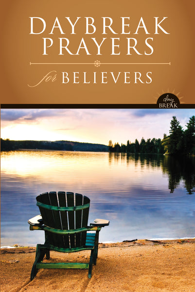 NIV, DayBreak Prayers for Believers, Hardcover