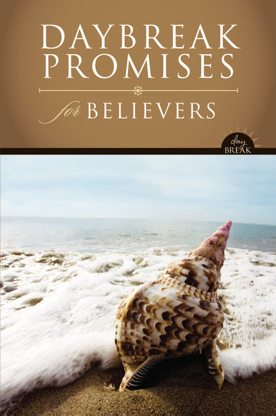 NIV, DayBreak Promises for Believers, Hardcover