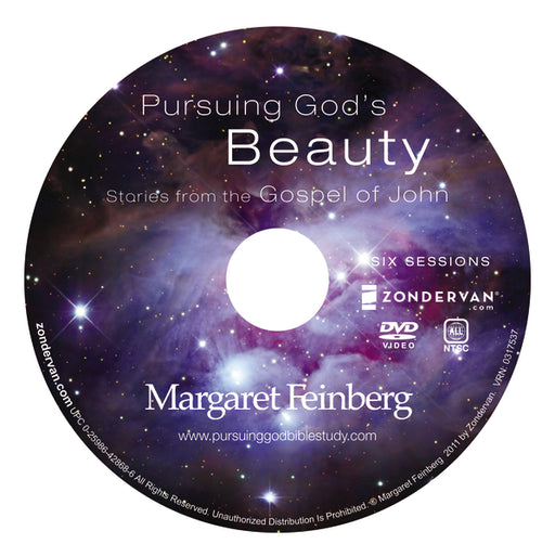 Pursuing God's Beauty Video Study