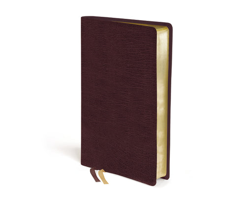 NIV, Life Application Study Bible, Large Print, Bonded Leather, Burgundy