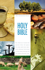 NIV, Holy Bible Textbook Edition, Hardcover