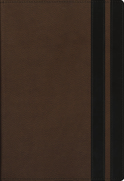 NIV, Student Bible, Leathersoft, Brown