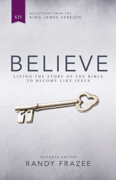 KJV, Believe, Hardcover