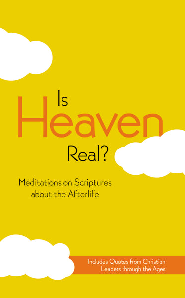 NIV, Is Heaven Real?, Paperback