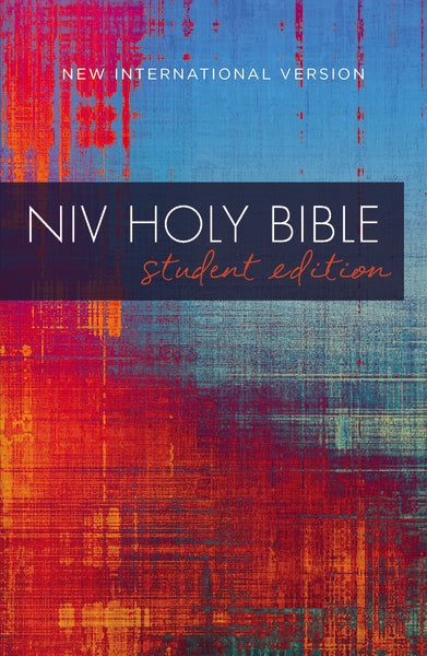 NIV, Outreach Bible, Student Edition, Paperback